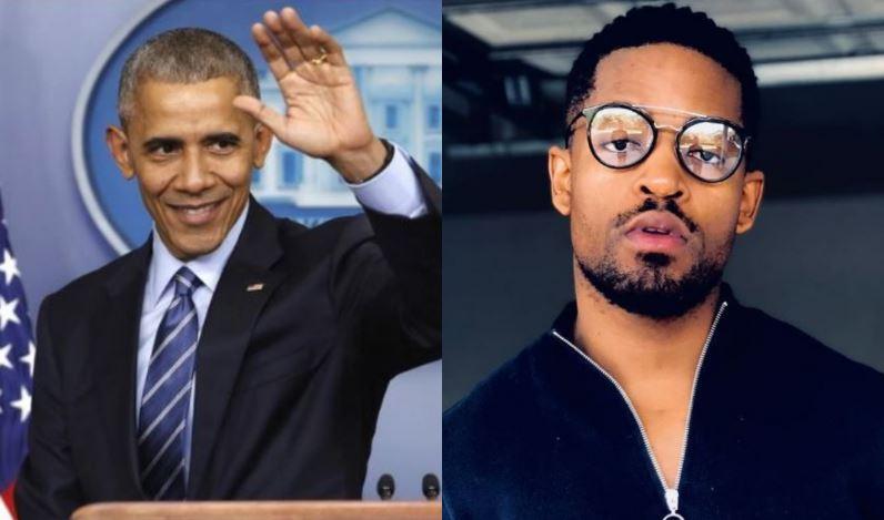 Barack Obama Loves Listening To Prince Kaybee's Uwrongo Hit Track-SurgeZirc SA