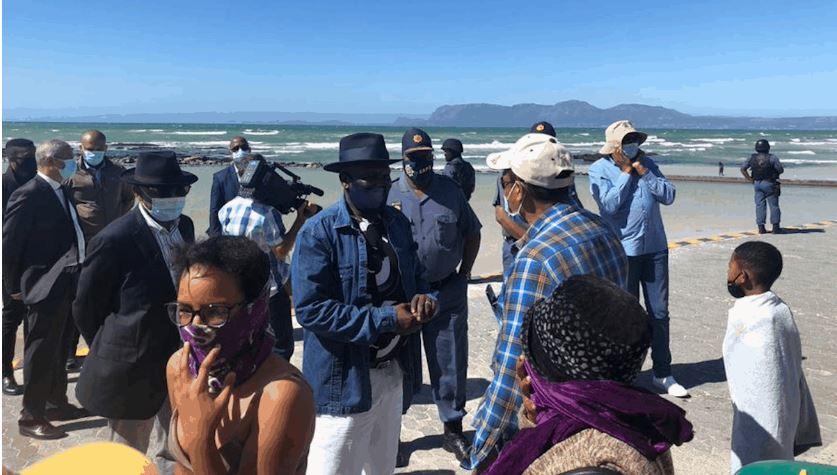 City Of Cape Town Takes Legal Action Against Cele After Beach Fiasco-SurgeZirc SA
