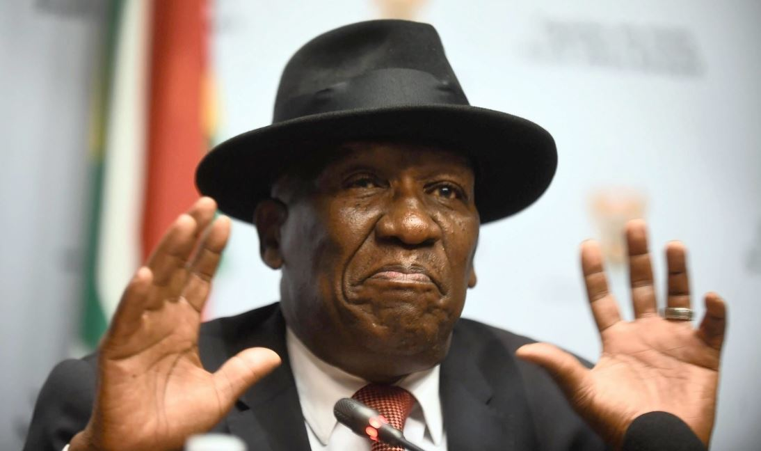 Bheki Cele Advises Women To Leave Toxic Relationships Before It's Too Late-SurgeZirc SA