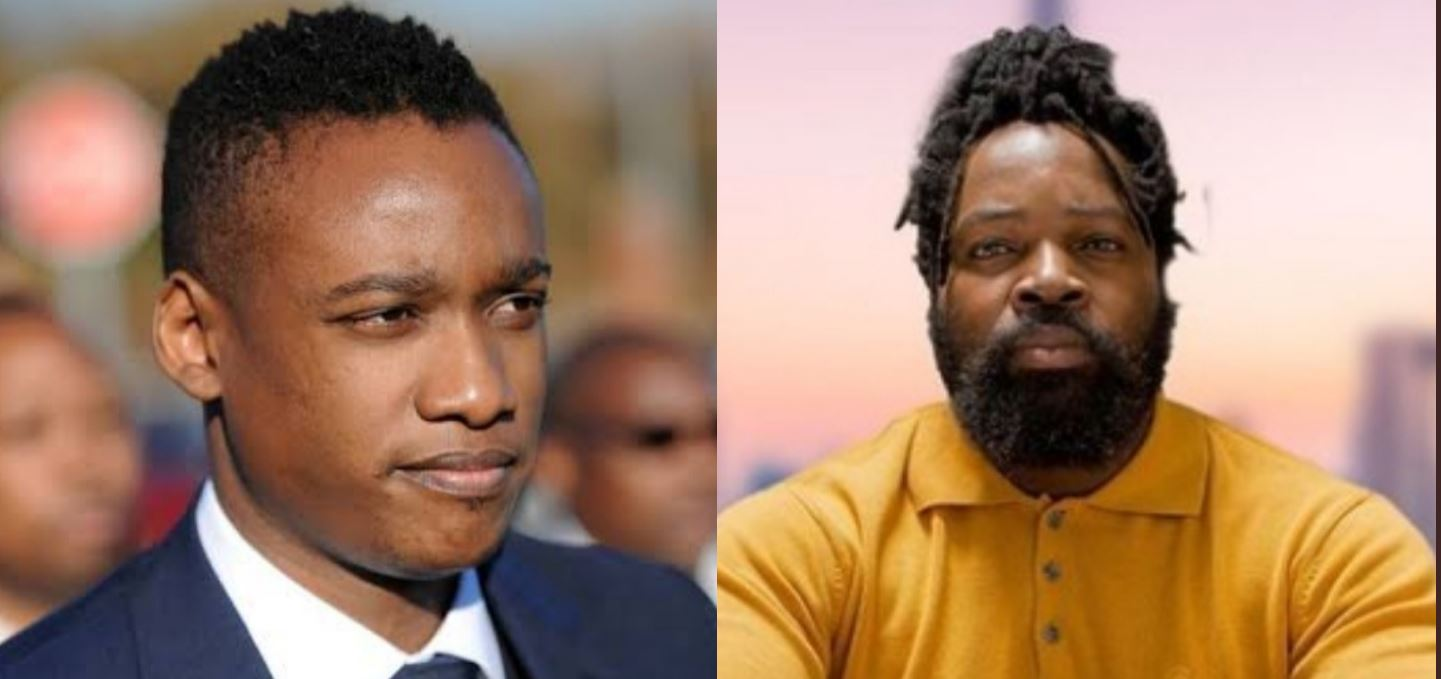 Big Zulu Finally Meets Duduzane Zuma As Imali Eningi Hits 1 Million Views-SurgeZirc SA