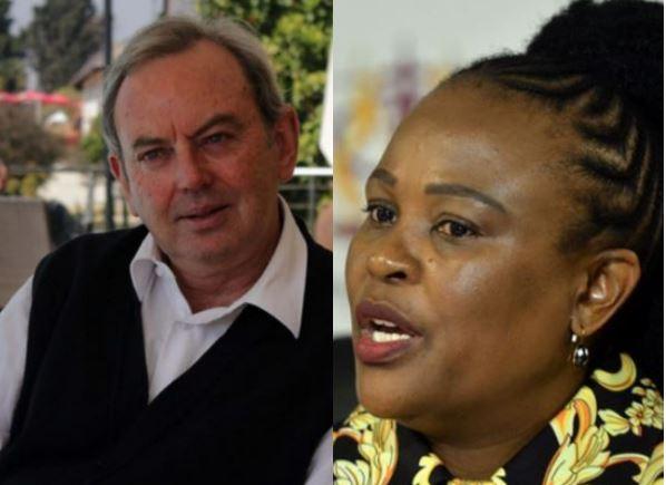 Advocate Hoffman Denies That He Has Political Agenda Against Busisiwe Mkhwebane-SurgeZirc SA