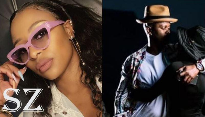 This Is Getting Serious... DJ Zinhle's Bae Calls Her Future Makoti On Birthday-SurgeZIrc SA