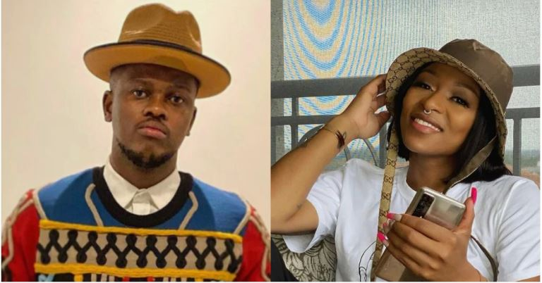 Love Or Lust? See DJ Zinhle's Ben 10 Murdah Bongz Latest Post On Her-SurgeZirc SA