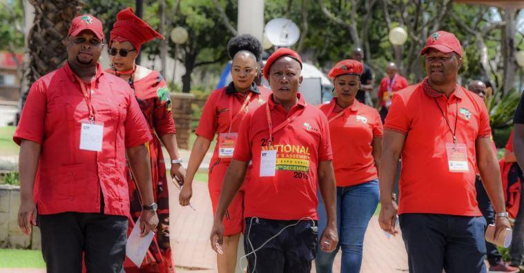 EFF Wins Brackenfell Protest Court Case-SurgeZirc SA