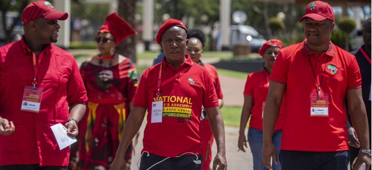 EFF Threaten To Conduct Militant Struggle To Overthrow Despotic ANC-SurgeZirc SA