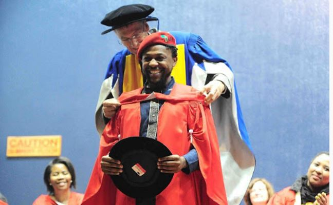 Mbuyiseni Ndlozi Hits Back At Trolls Mocking His PhD After Mandela's Legacy Comments-SurgeZirc SA