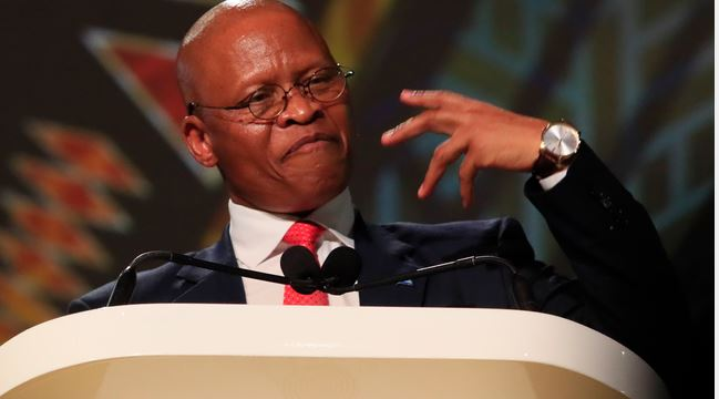 Forum Calls For Chief Justice Mogoeng To Step Aside Amid 666 Remarks-SurgeZirc SA