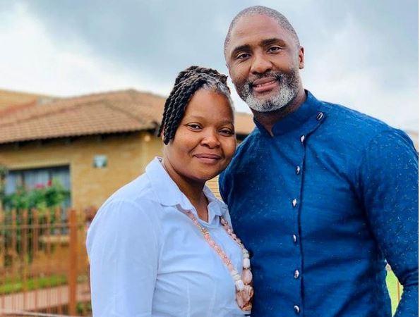 Imbewu Star Muzi Mthabela Gushes Over His Wife-SurgeZirc SA