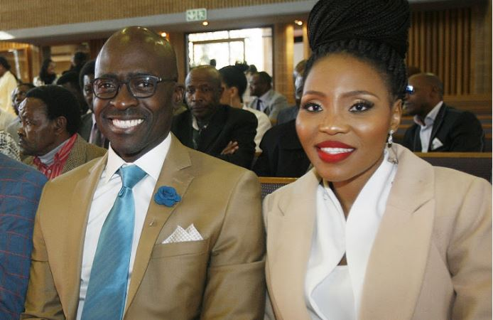 """Malusi Gigaba Reacts To his Wife Exposing Him: """"My Energy Is Reserved For Fighting Puppet Masters""""-SurgeZirc SA"""