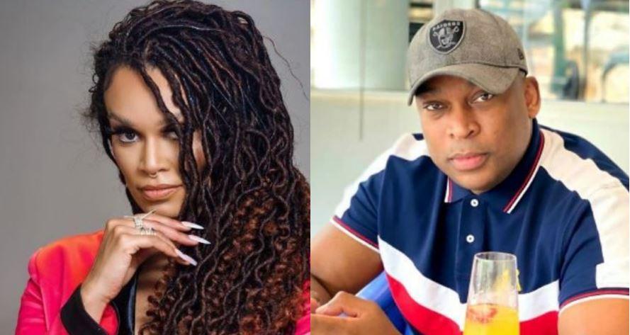 Pearl Thusi Gets Candid On Why She Left Robert Marawa-SurgeZirc SA