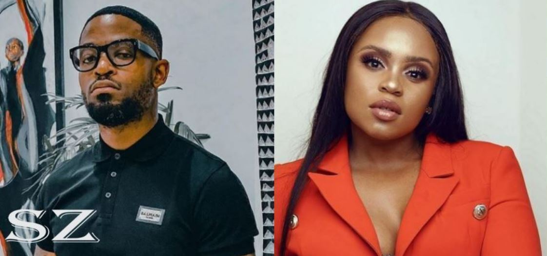 Prince Kaybee's Actress Girlfriend Zola Mlongo Proves That He's A Liar-SurgeZirc SA