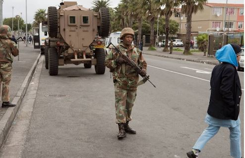 "Bheki Cele: ""Military Help Sought To Enforce New Covid-19 Restrictions""-SurgeZirc SA"
