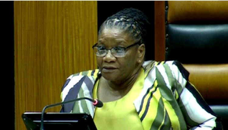 Thandi Modise Back In Court For Animal Cruelty Case-SurgeZirc SA