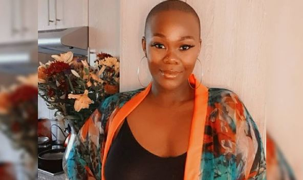 Zikhona Sodlaka Finally Shows Off Growing Baby Bump (Pic)-SurgeZirc SA