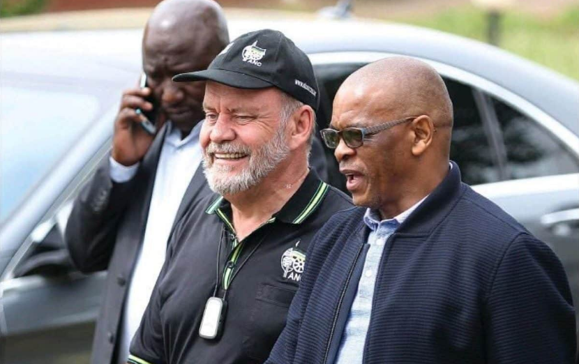 """Ace Magashule Reacts To Niehaus' Suspension From ANC """"I Distance Myself From Your Remarks""""-SurgeZirc SA"""
