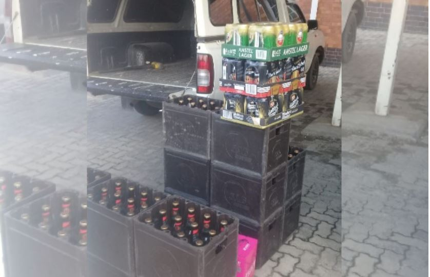 Funeral Parlour Vehicle Found Transporting Alcohol Amid Level 3 Lockdown-SurgeZirc SA