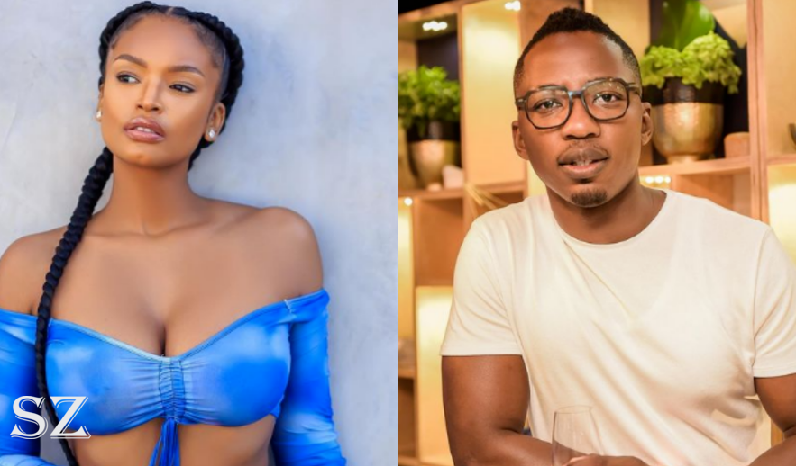 How Anyanda Thatbethe Caught Ex-Husband Andile Ncube In Bed With Another Man-SurgeZirc SA