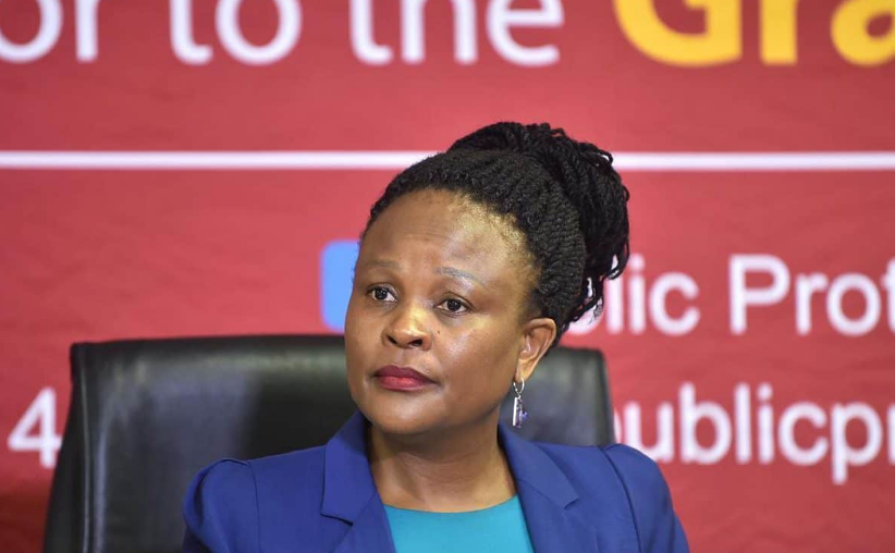 Public Protector Busisiwe Mkhwebane Due In Court Today For Perjury Charge-SurgeZirc SA