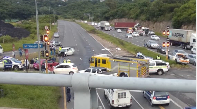 Two Durban Top Cops Killed In Horror Early Morning Crash-SurgeZirc SA