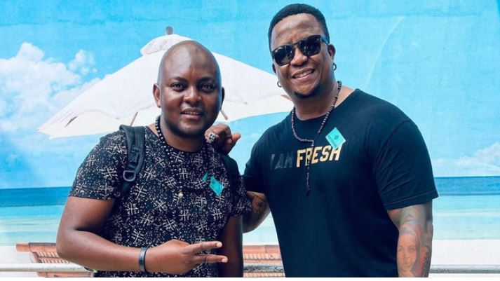 DJ Fresh And Euphonik's Drama Escalates As Formal Rape Case Has Been Opened-SurgeZirc SA