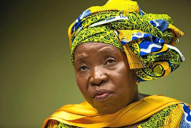 "Nkosazana Dlamini-Zuma: ""We Want To Save Lives""-SurgeZirc SA"