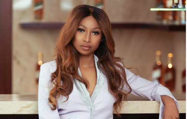 Enhle Mbali Takes Child To School With Unironed Uniform-SurgeZirc SA