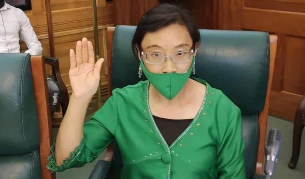 ANC Defends Appointing China Born Xiaomei Havard's To Replace Jackson Mthembu