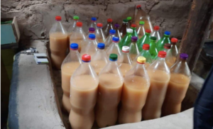 SAPS Attacked By Community After Confiscating Homemade Liquor-SurgeZirc SA
