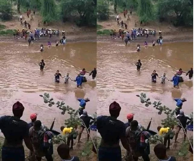42 Illegal Immigrants Arrested While Trying To Cross River Into SA-SurgeZirc SA