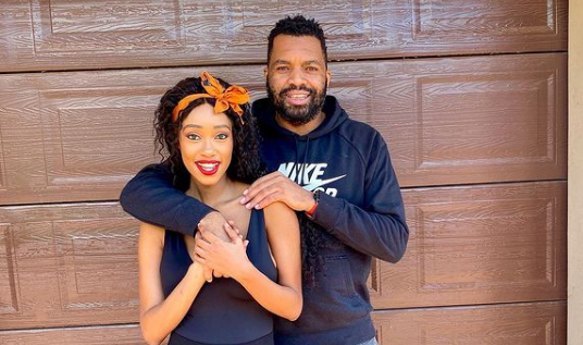 Could Itu Khune And Wife Be Heading For Divorce!??-SurgeZirc SA