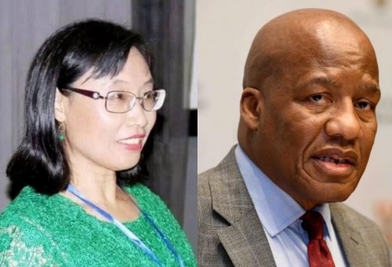 SAns Outraged As Chinese MP Xiaomei Havard Replaces Jackson Mthembu-SurgeZirc SA