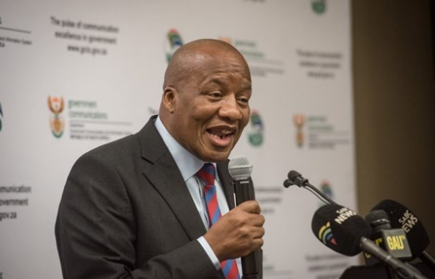 ANC MP To Be Suspended After Saying Jackson Mthembu Works For Satan And Bill Gates