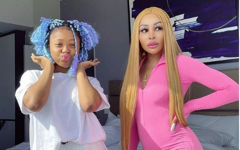 Khanyi Mbau And Daughter Serve Mommy-Daughter Goals In New Snap-SurgeZirc SA
