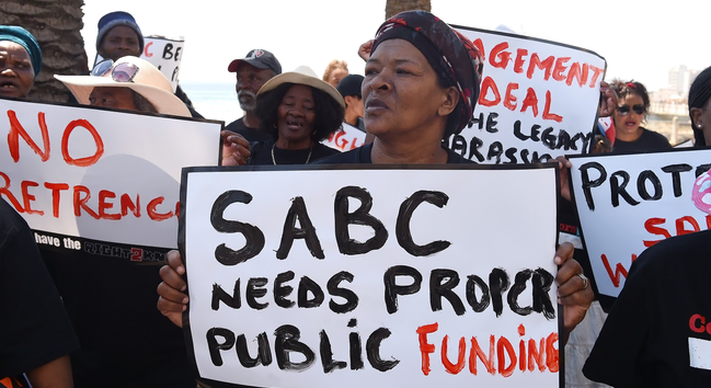 SABC Employees To March To Union Buildings Over Looming Retrenchments-SurgeZirc SA