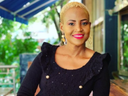 Contained in this picture Milicent Makhado Dumps Her Mentally & Physically Abusive Husband