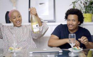 Brenden & Mpoomy Ledwaba Celebrate Fourth Wedding Anniversary With Sweetest Messages-SurgeZirc SA