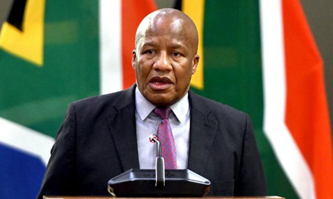 "Ramaphosa Gives Heartfelt Send-off To Mthembu: I Lost A Dear Friend""-SurgeZirc SA"