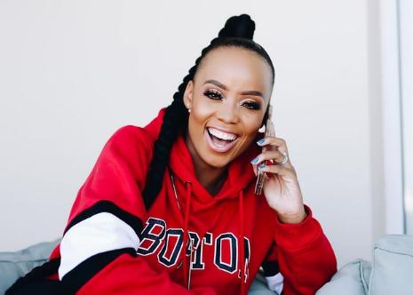 Ntando Duma Has Finally Found A Hairstyle That Fits Her-SurgeZirc SA