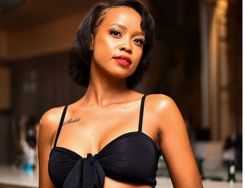 Ntando Duma Denies Sex Tape So Badly, She Practically Confirms It!-SurgeZirc SA