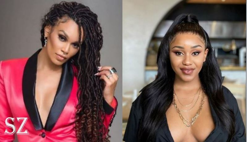 Pearl Thusi Defends Her Sister As Troll Come After Her Wack Relationship Tendencies-SurgeZirc SA