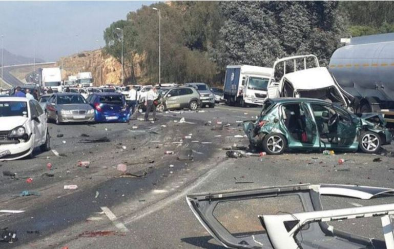 """Traffic Officers: """"Alcohol Ban Brought Sanity On South African Roads""""-SurgeZirc SA"""