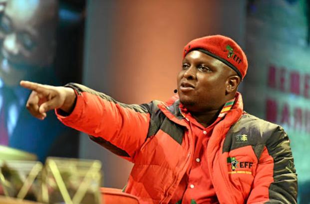 "Shivambu Sends Stern Warning To Herman Mashaba: ""'Stay Away From The EFF""-SurgeZirc SA"