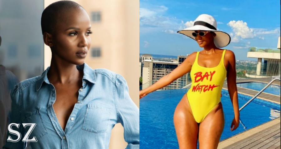 "Mzansi Slams Miss SA Shudufhadzo Musiḓa ""She Serves Nudes, Not Motivation During Pandemic""-SurgeZirc SA"