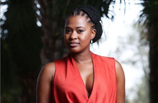 Zenande Mfenyana Exposes The Fergusons Over The Food They Serve On Set-SurgeZirc SA