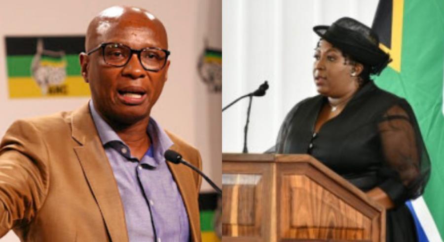 Zizi Kodwa: Mask-less Mpumalanga Premier Insulted Jackson Mthembu's Memory-SurgeZirc SA