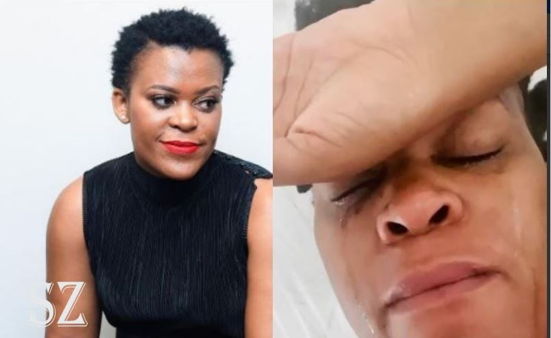 Zodwa Wabantu Cries Out After Losing A Loved To COVID-19-SurgeZirc SA