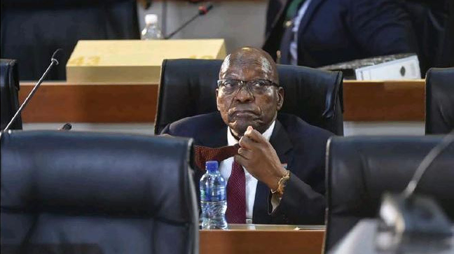 Zondo Commission Hears How State Security Agency Splurged Millions On Zuma-SurgeZirc SA
