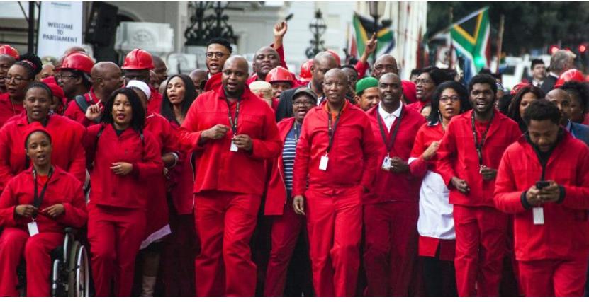 EFF Opposes Level 2 Regulations, Accuses Ramaphosa Of 'lying to the nation'-SurgeZirc SA