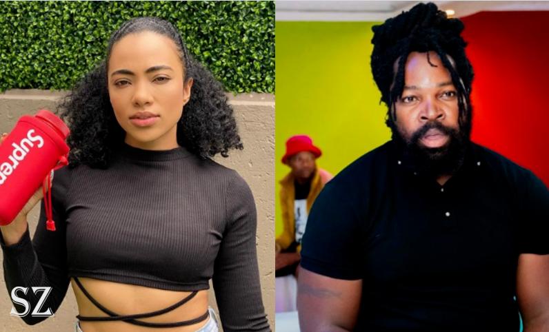 Such Disrespect!!! Amanda du-Pont Credits Riky Rick For Big Zulu's Mali Eningi-SurgeZirc SA
