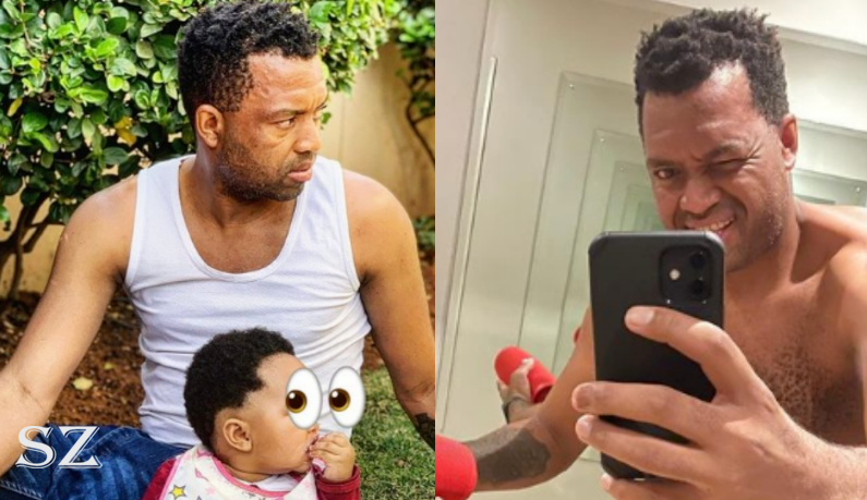 Wrinkles Everywhere! Itu Khune Explains Why His Body Has Aged So Quickly-SurgeZirc SA
